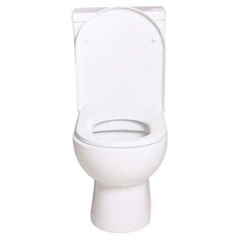 TAPIS Vision: WC Pan: White #C1012 1
