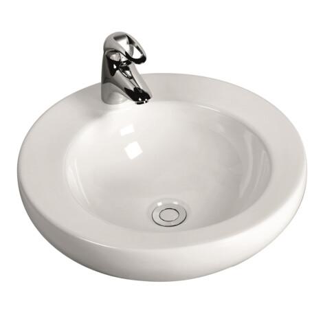 Nova: Counter Top Basin: 50cm, 1TH, White #L1453/ LW1053 1