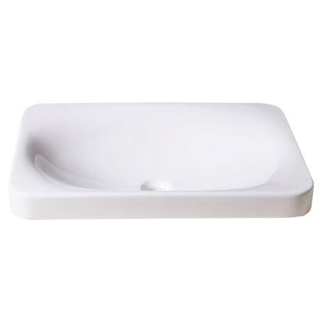 TAPIS / Nova: Counter Top Basin: 60cm, White #LW1810 1