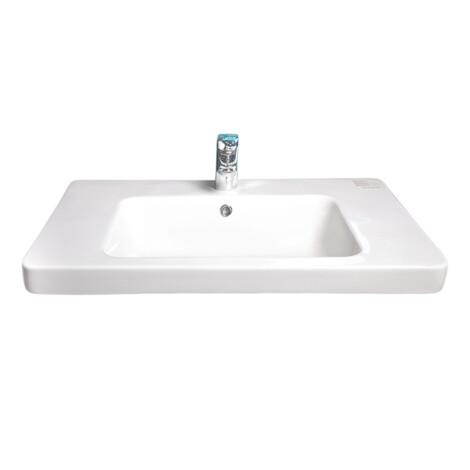 Tapis / Nova : Counter Top Basin : 80cm, White #LF1902-800 1