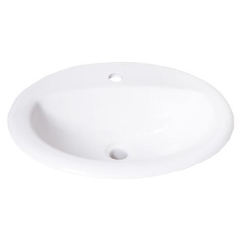 TAPIS : Vanity Basin, White #LVA1290 1