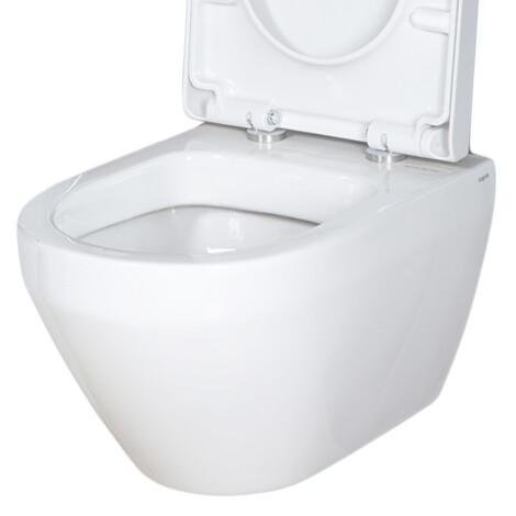Tapis/Nova : Wall Hung WC Pan; White #CH10152A 1