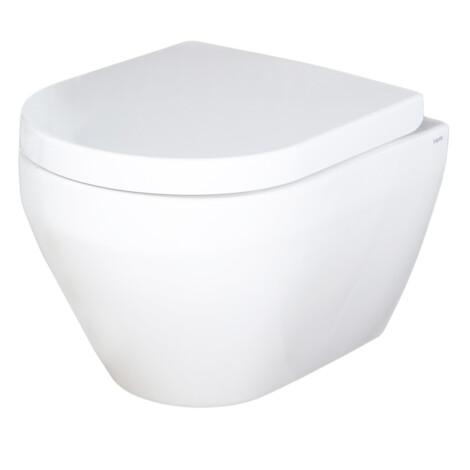 Tapis/Nova : Wall Hung WC Pan; White #CH10152A