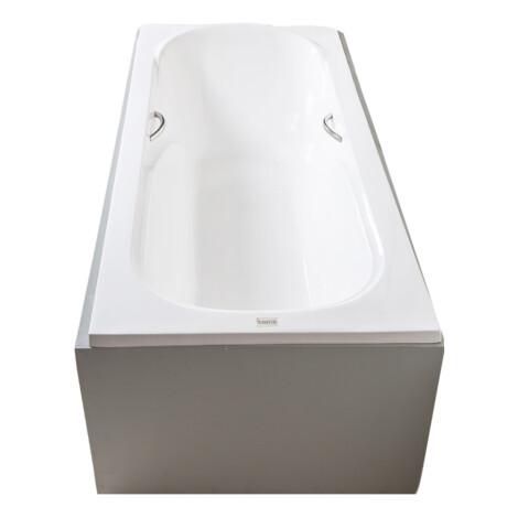 NOVA Oriental: Acrylic Bath Tub: 180×80 +Grips+Legs #FT33003/#33003 1