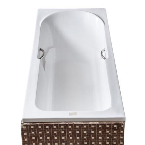 NOVA Oriental: Acrylic Bath Tub: 170×70+Grips+Legs #FT33004 1
