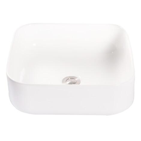 TAPIS Art-Deco: Washbasin With Waste; 38.5×35