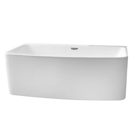 CRW: Massage BathTub: White, 170x80x60cm #CYS009 1