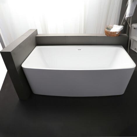 CRW: Massage BathTub: White, 170x80x60cm #CYS009