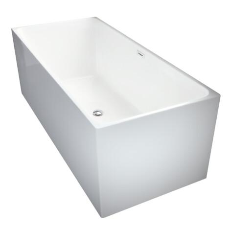 CRW: Massage BathTub: White, 170x75x60cm #CYS008 1