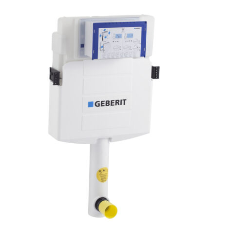 Geberit: Concealed Cistern for Back to Wall WC #109.300.00