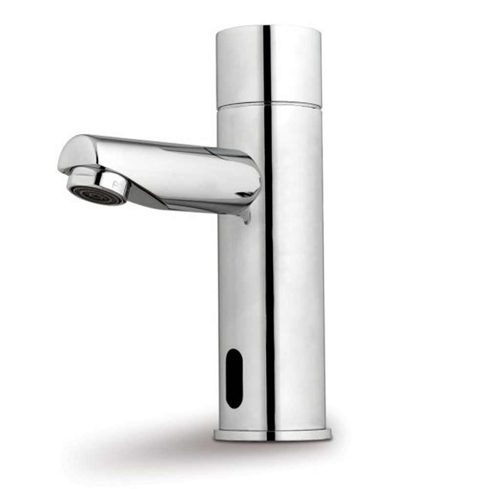 Stern Trendy E: Electronic Basin Mixer, Power Operated #239100 1