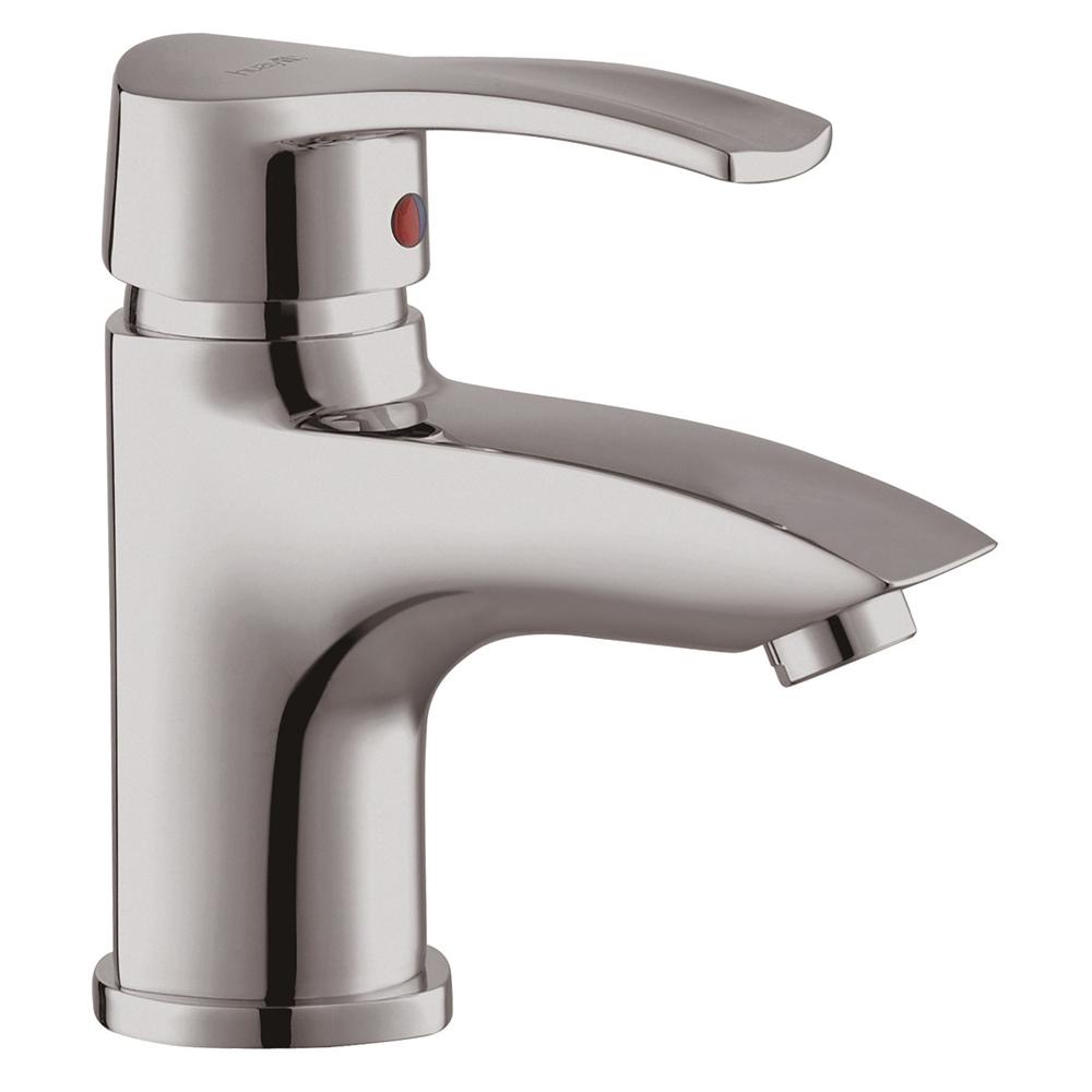 Tapis Nigra: Basin Mixer: S/Lever, With Pop Up Waste C
