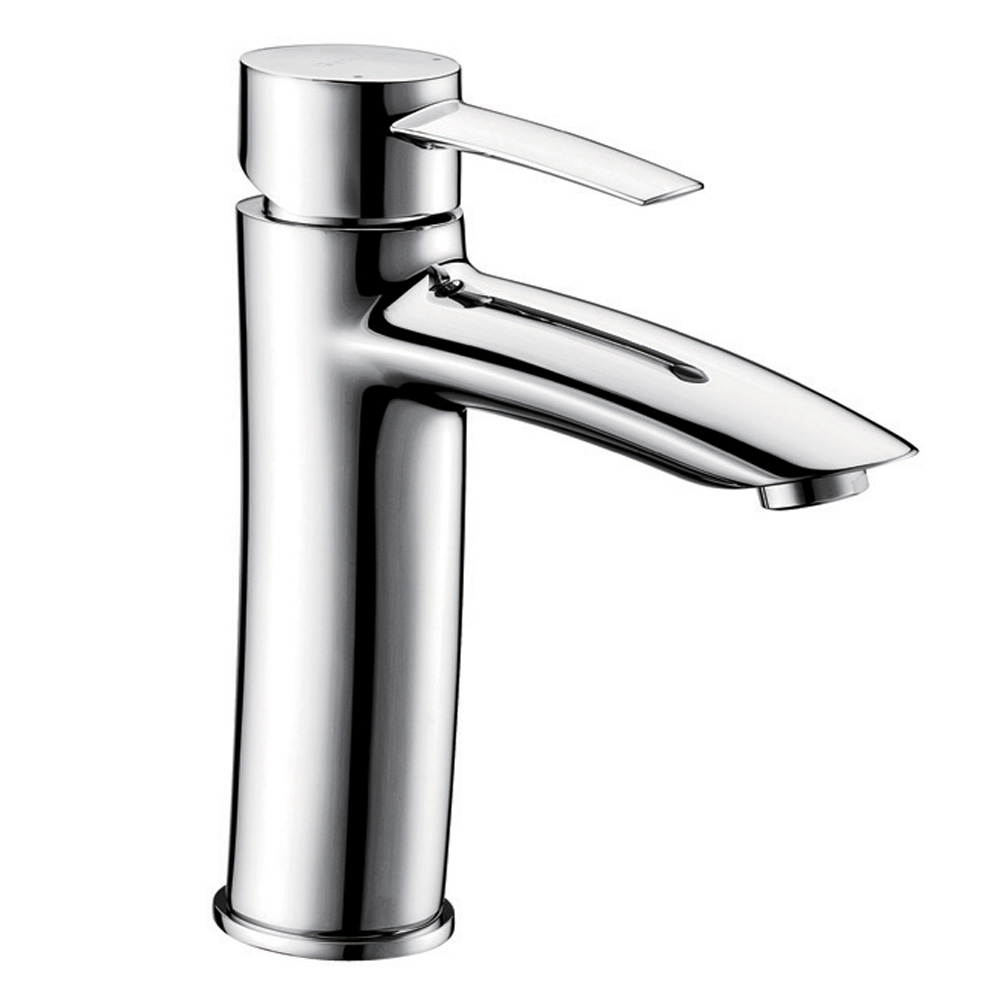 Tapis Truda: Basin Mixer: Medium Neck CP W/O Pop-Up#MA16Y70C 1