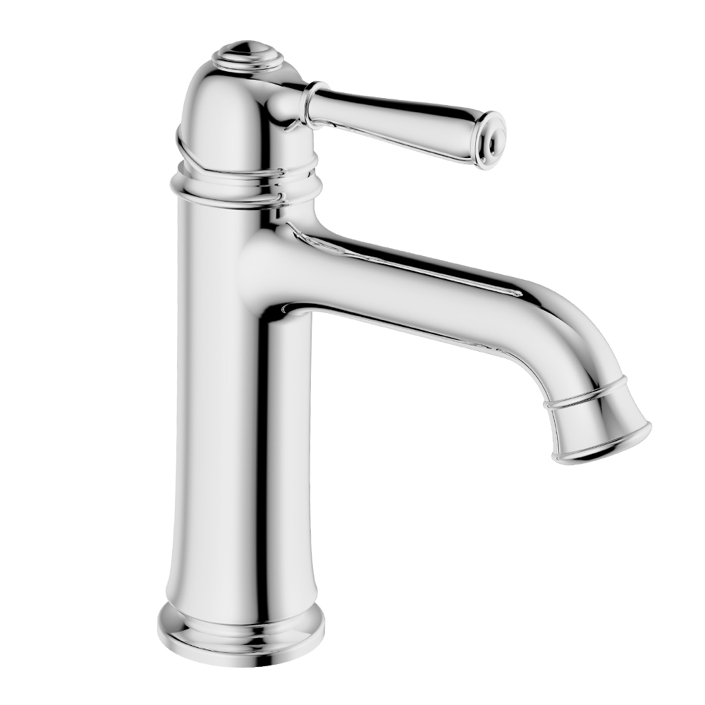 Tapis : Basin Mixer With Pop Up Waste; C.P