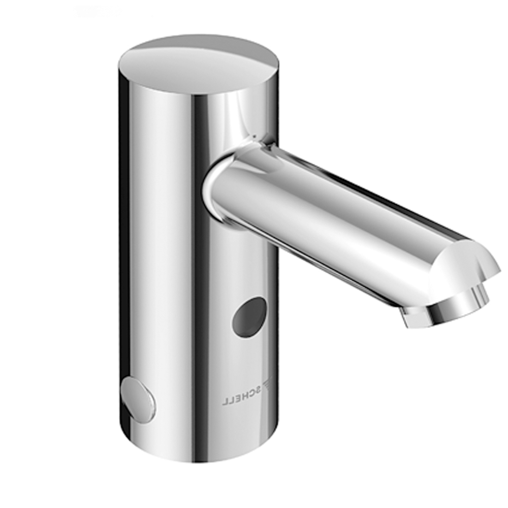 Schell: Electronic Wash Basin Tap; Modus E HD-K; Mains Operated #012730699 1