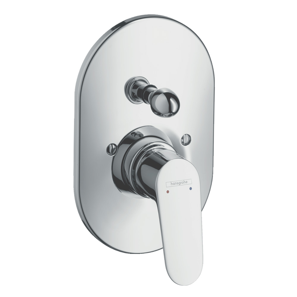 Hansgrohe Focus E2 : Finish Set For 4-Way #31947000 1