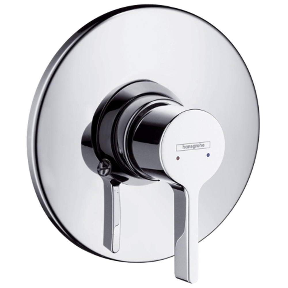 Hansgrohe Metris S : Finish Set, S/L,for 3-way :CP#31661 1