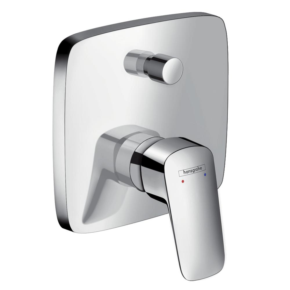 Hansgrohe Logis: Conc.Shower Mixer: 3way, S/L, C