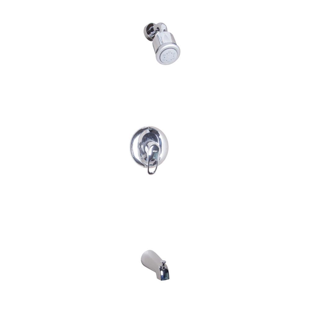 Tapis Alborg: Concealed Shower: 4-Way #9H3403+K34001C+8A 1