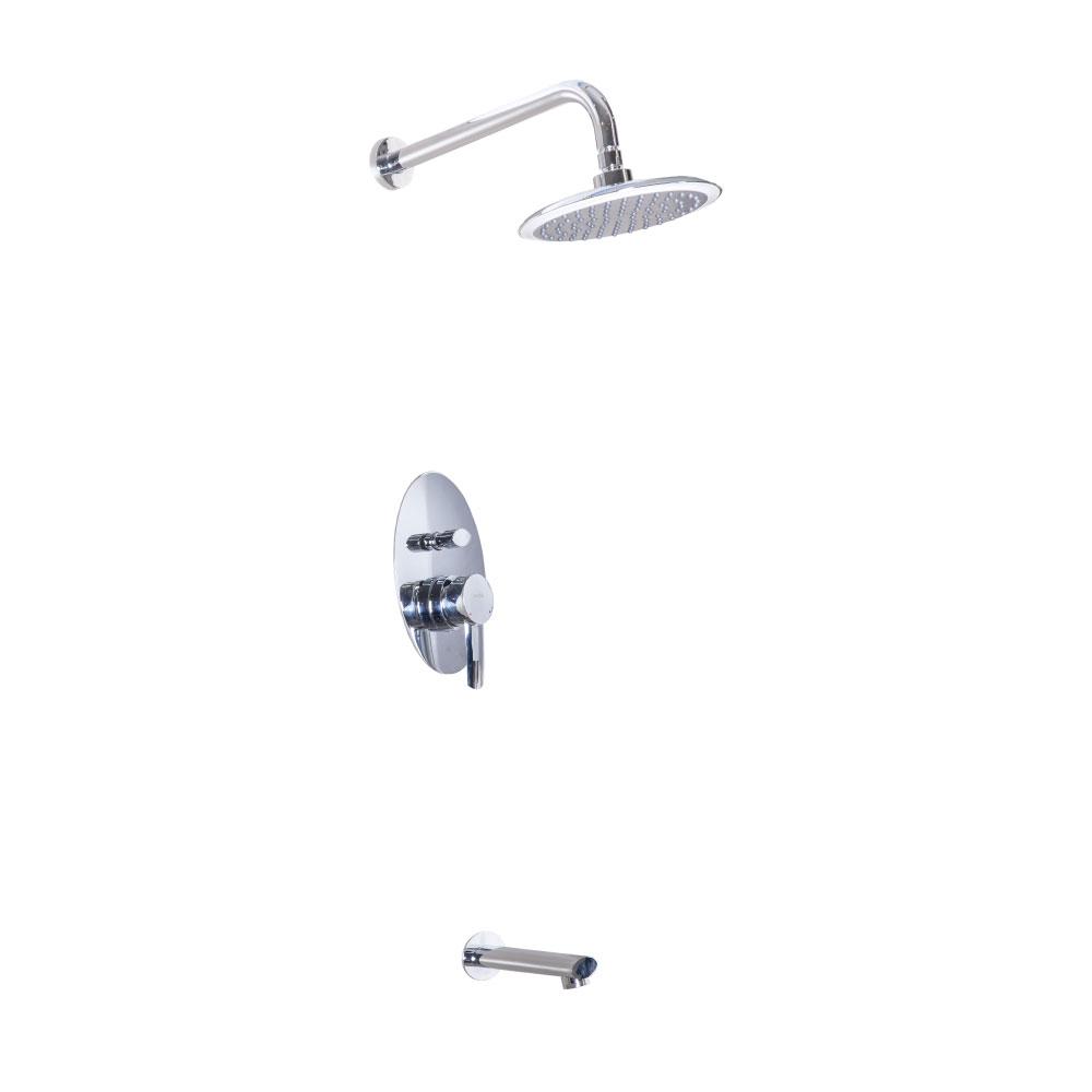 Tapis Jeals Victorian: Conc Shower 4-Way #9H5412A+34024T4+7S 1