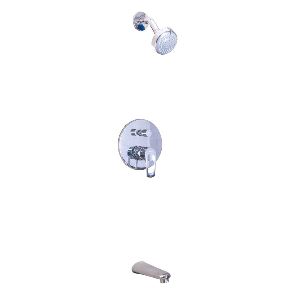Tapis Erath: 4 Way Concealed Shower #9A3414A-GS24149C-6P 1