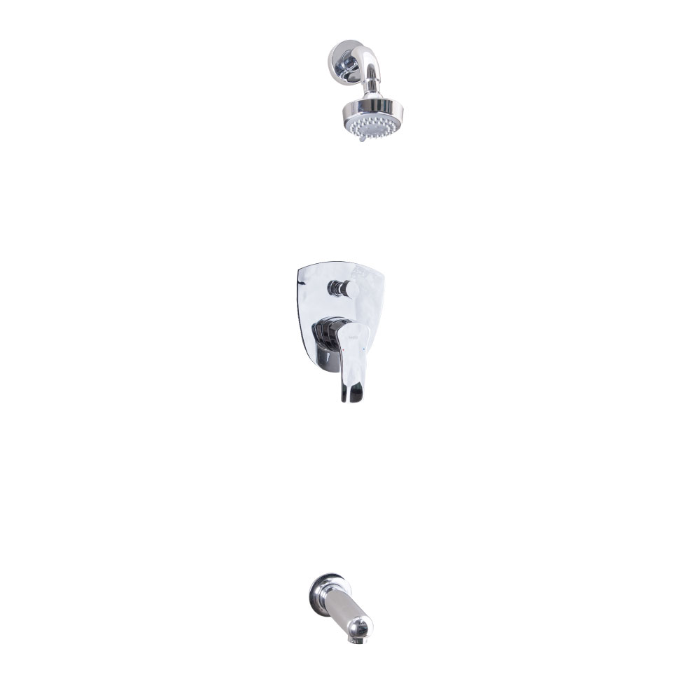 Tapis Truda: 4 Way Concealed Shower #9A3414A-MA24163C-6P 1
