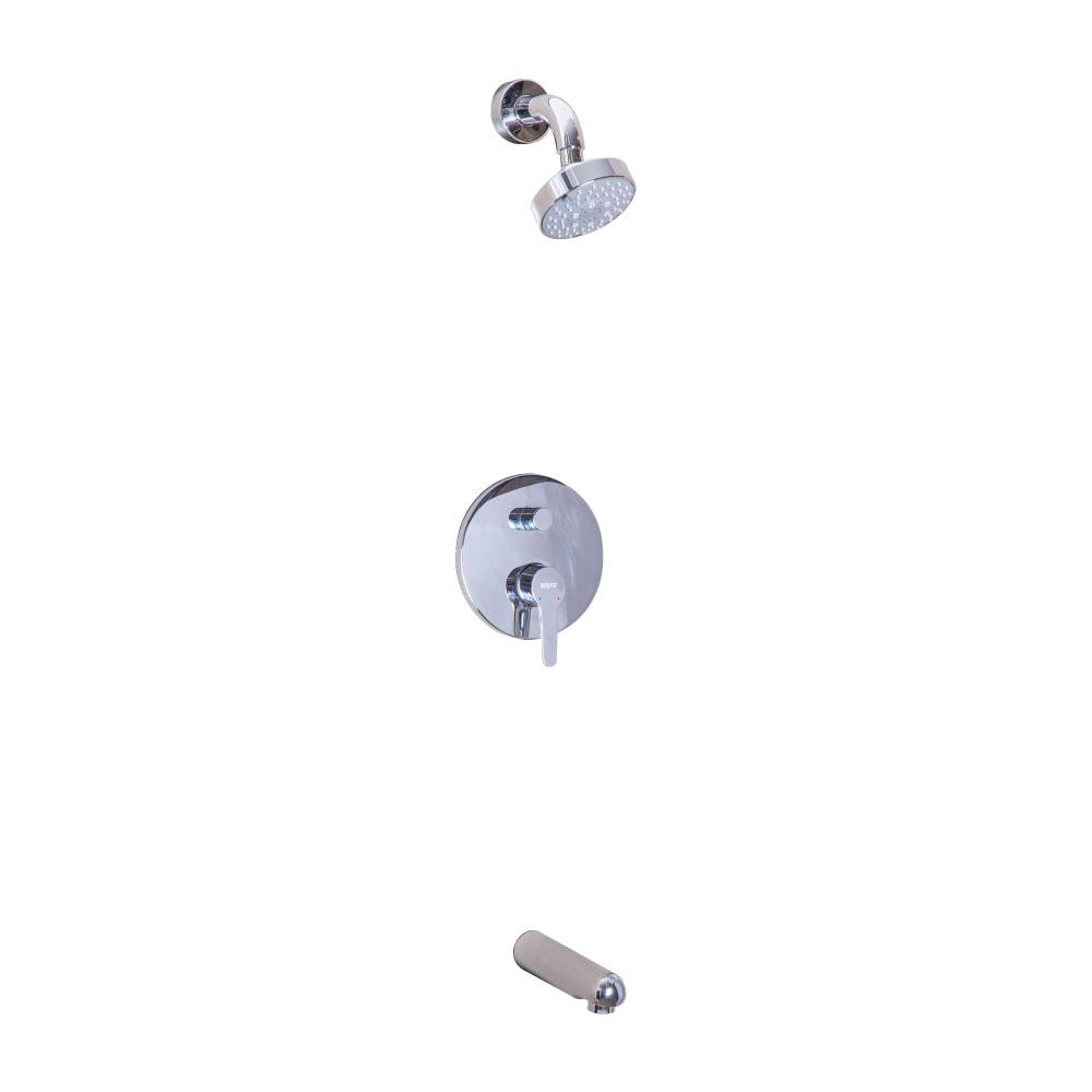 Tapis: Hanna Single Lever Shower Mixer #WAX24227C+6A+9H5412A 1