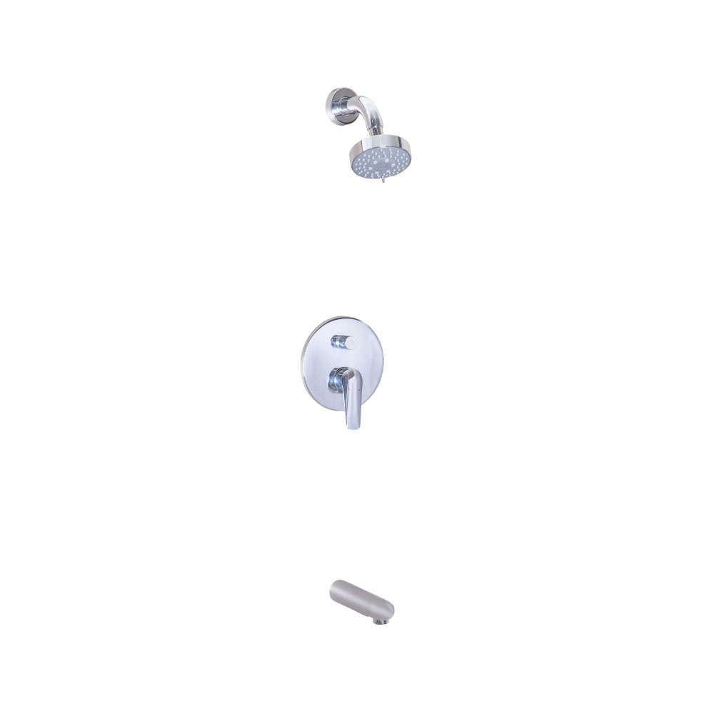 Tapis : Easter Single Lever Shower Mixer #AZ24227C+6A+9H5412A 1