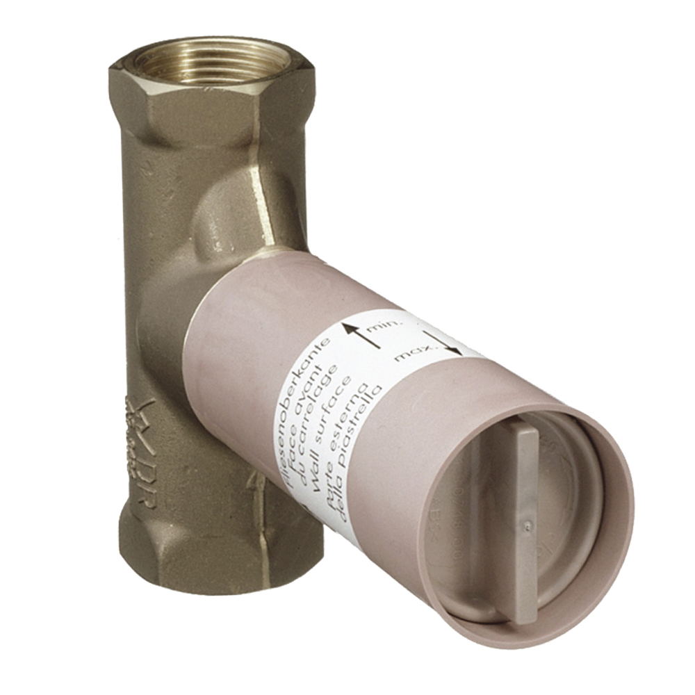 Hansgrohe: Shut off Valve Concealed Body #15973180 1