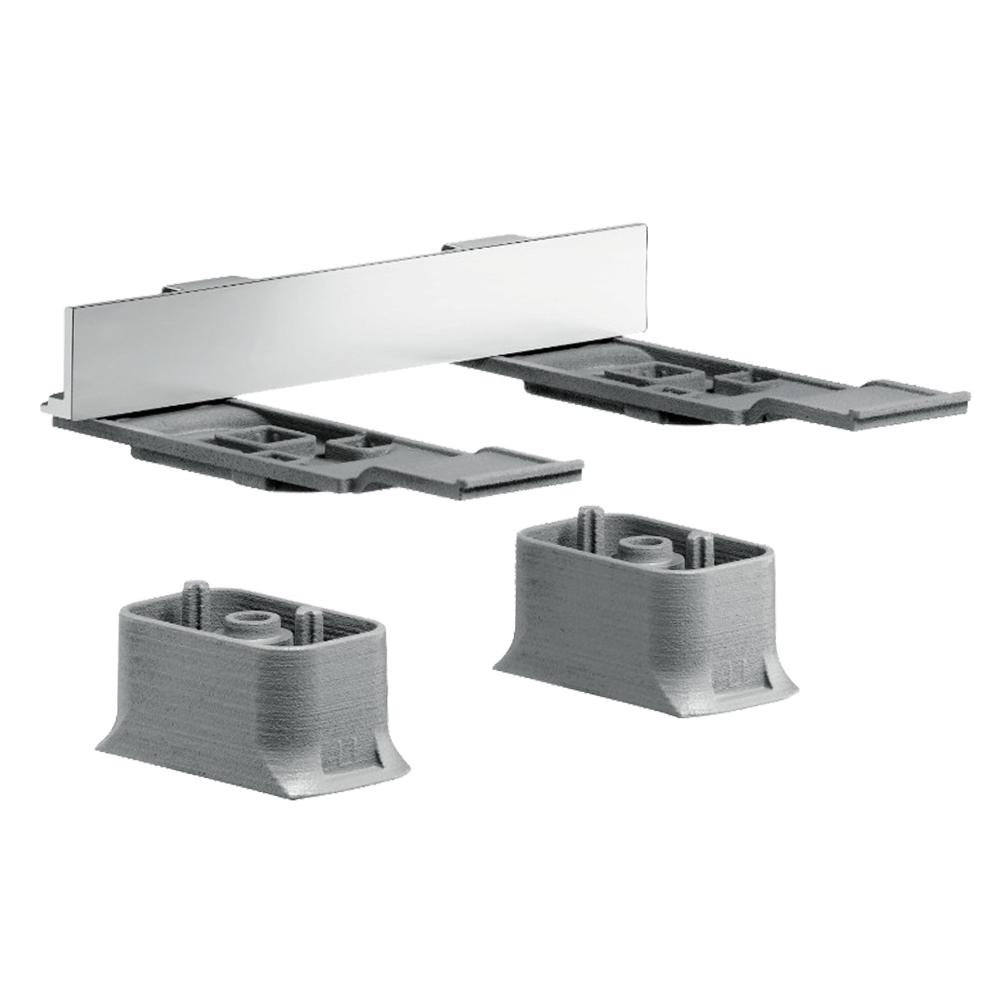 Hansgrohe: Axor Universal Adapter Set For Shower #42870000 1