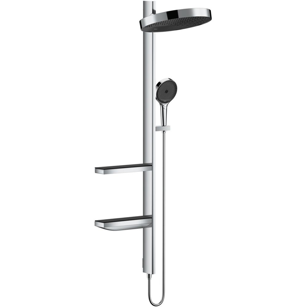 Hansgrohe Rainfinity 360: 1-Jet Shower Pipe, C.P