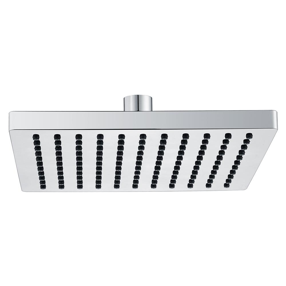 Tapis: Square Rain Shower Head 200x200x15mm ABS/C