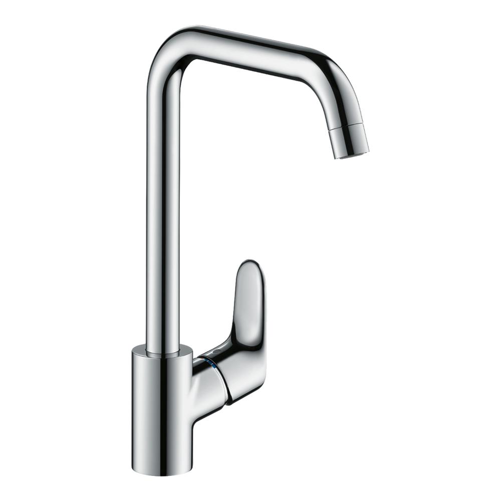 Hansgrohe Focus: Sink Mixer: Swivel: C.P