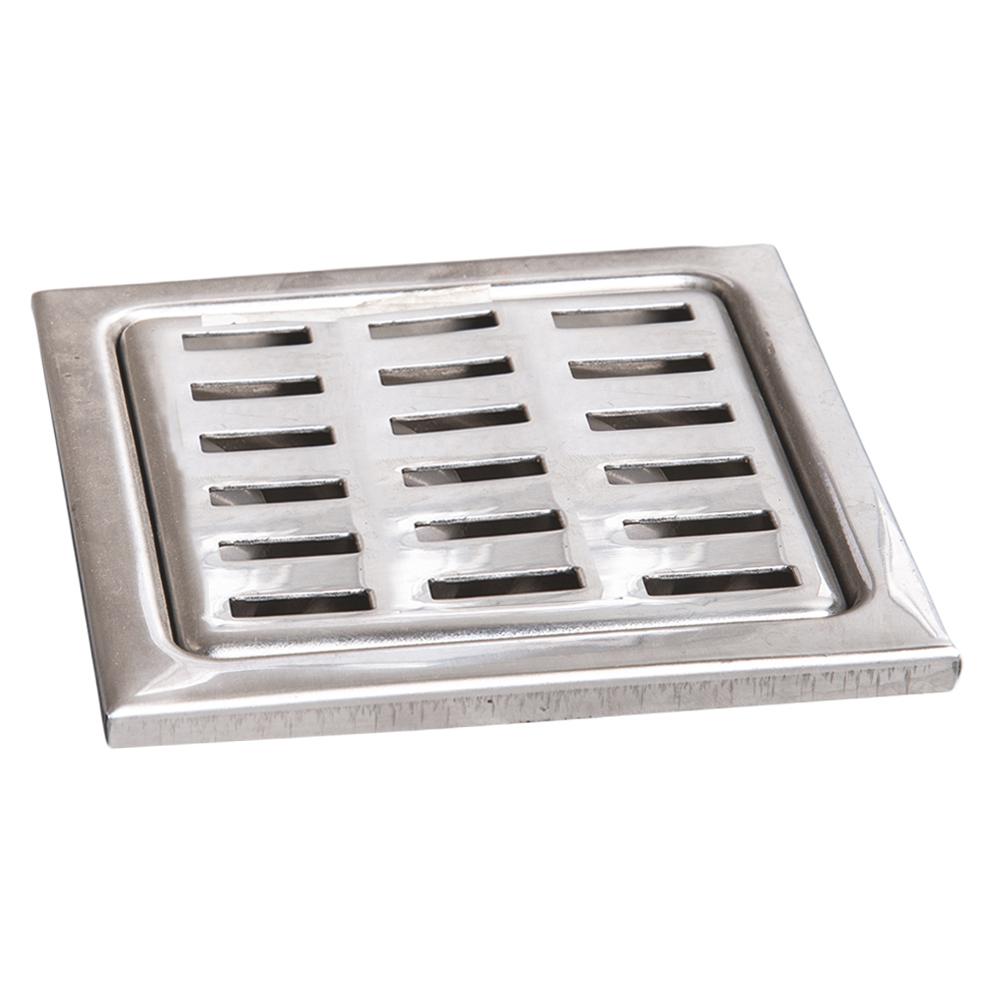 Tapis: Fanski Floor Drain: Polished S/Steel Ref