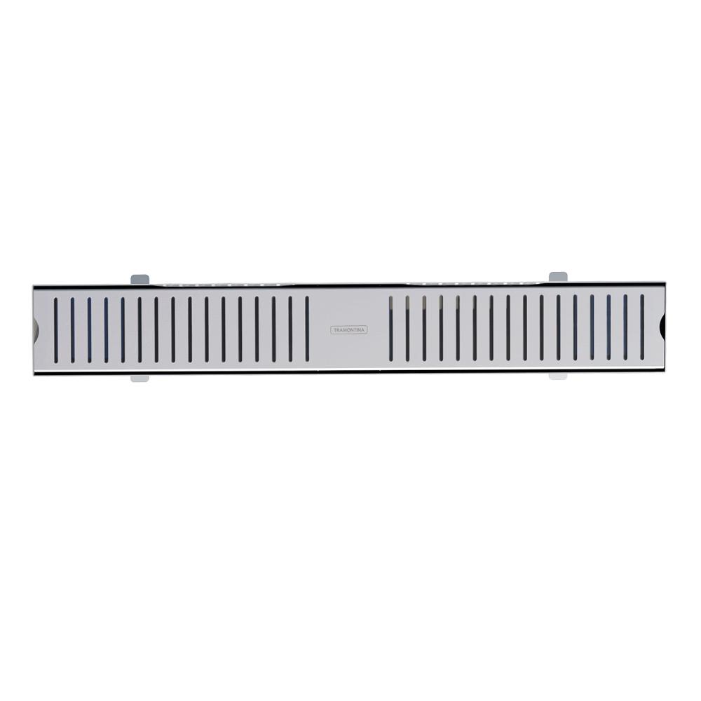 Tramontina : S/Steel Shower Grating, Slim 80cm : Ref