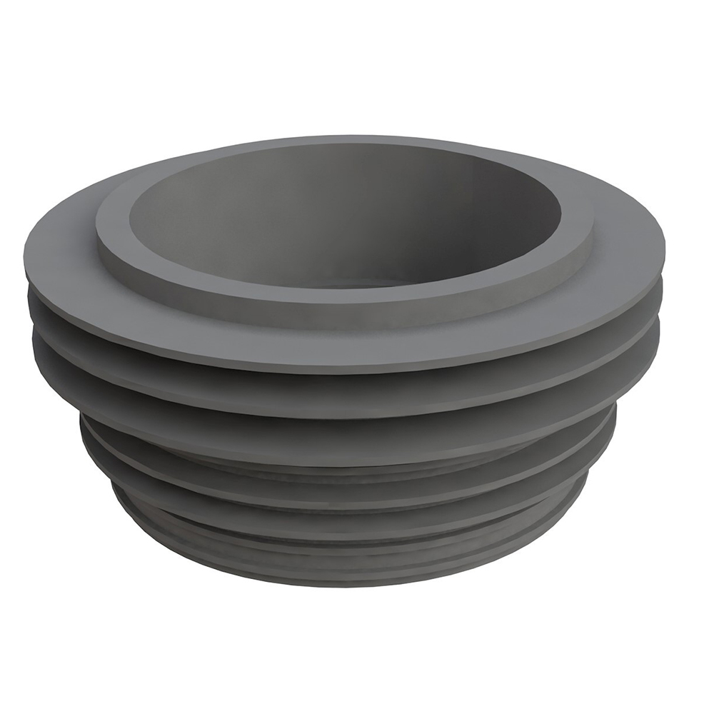 Bonomini: Gommone Universal Soft Washer For Floor Drain; Φ90mm #GU3926 1