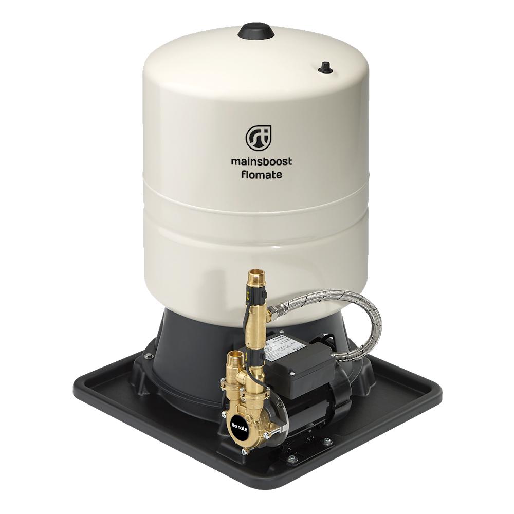 Stuart Turner Flomate Mains Boost Extra 60 Pump 3 Bar #46631 1