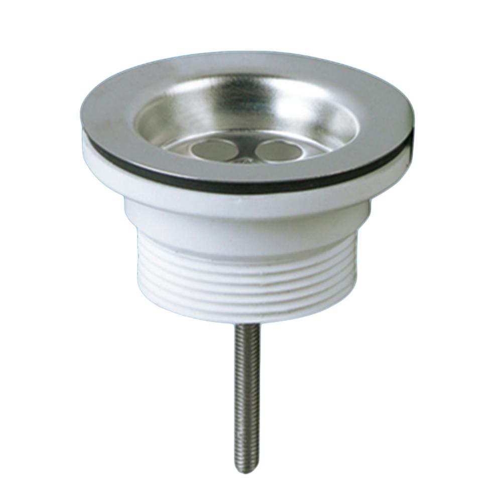Zeda: Sink Waste: PVC/CP #ZDA135 1
