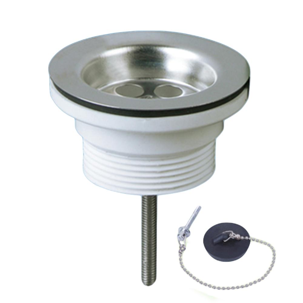 Zeda: Sink Waste: PVC/CP #ZDA135