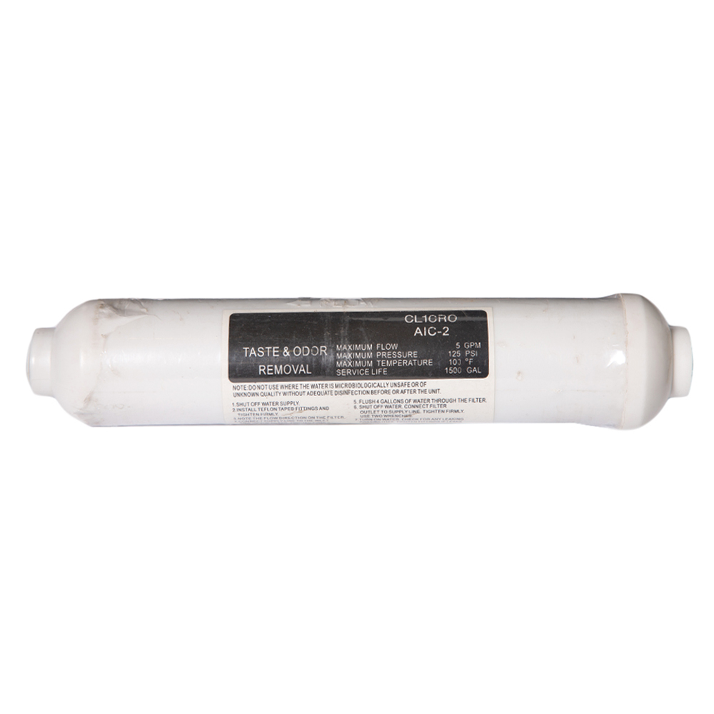T33 Post Activated Carbon For Water Reverse Osmosis Water Filtration 1