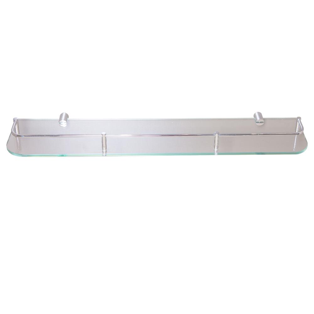DALI : Bathroom Shelf : Glass, C.P. : Ref