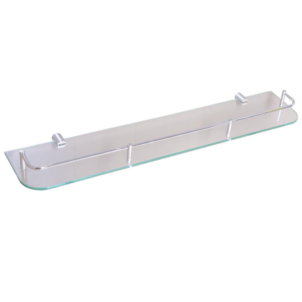 DALI : Bathroom Shelf : Glass, C.P. : Ref. HB8160