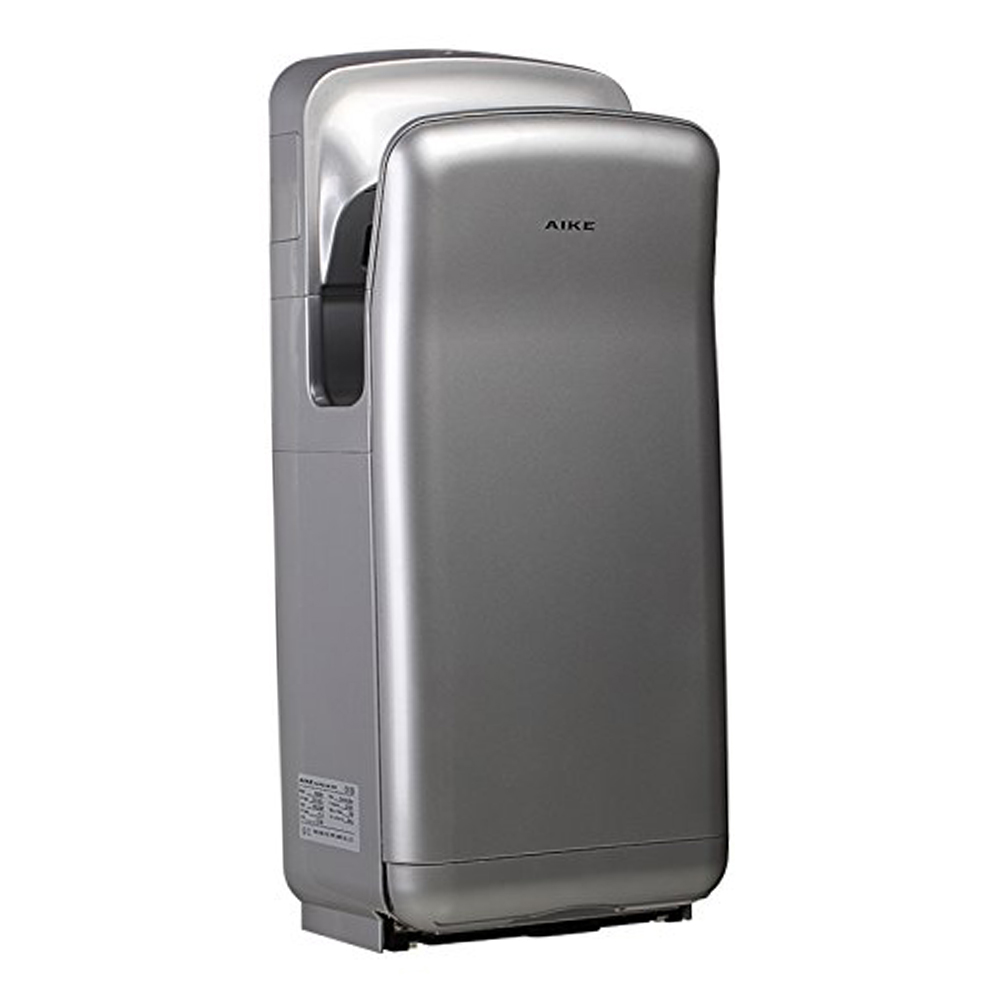 Tapis: Touch-Free Infrared Dual Hand Dryer: Silver #2006H 1