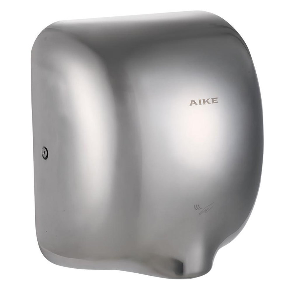 Tapis: S/Steel Touch-Free Infrared Hand Dryer: Brushed #2801 1