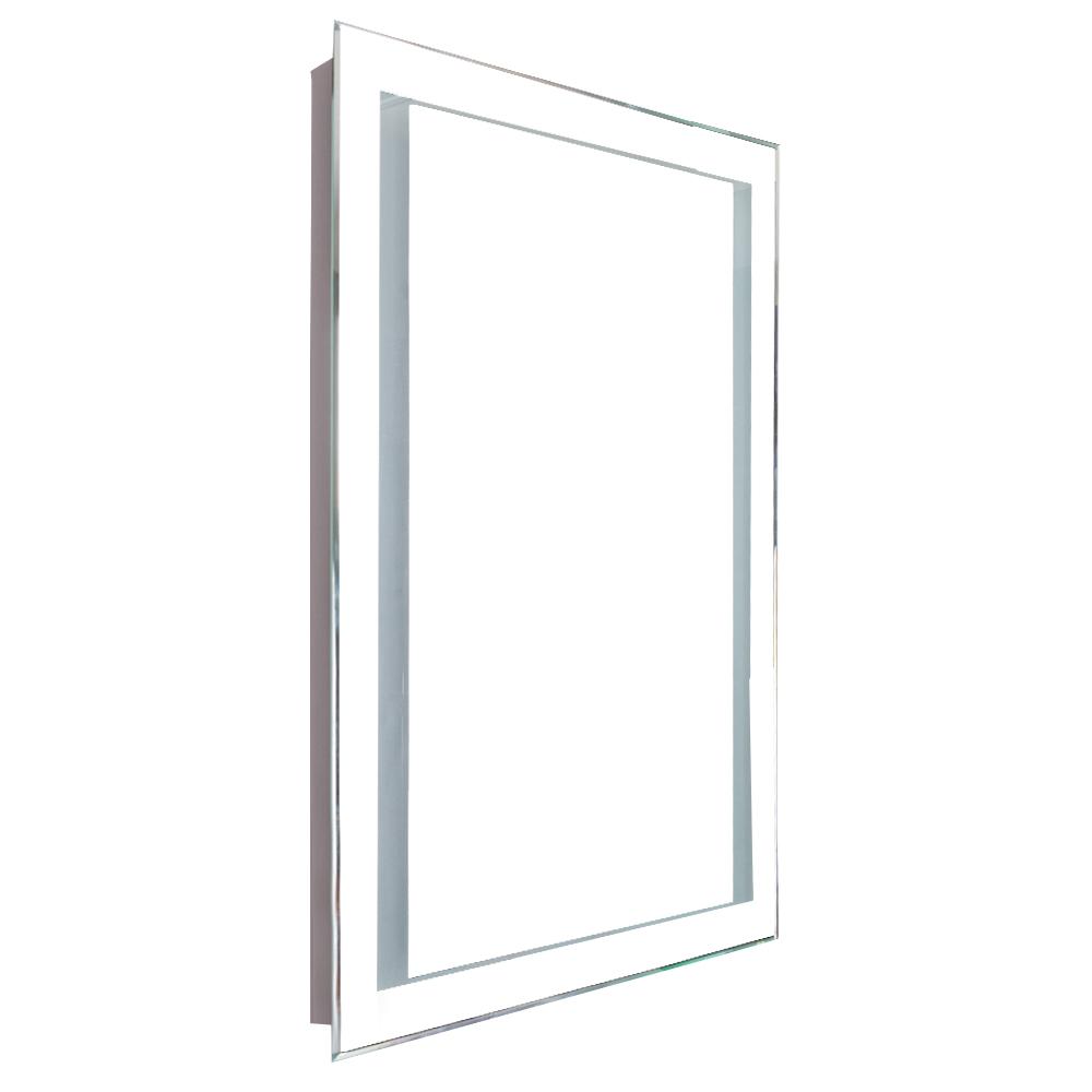 NOVA: Mirror With Lights: 80x60X5cm #LM-006 1