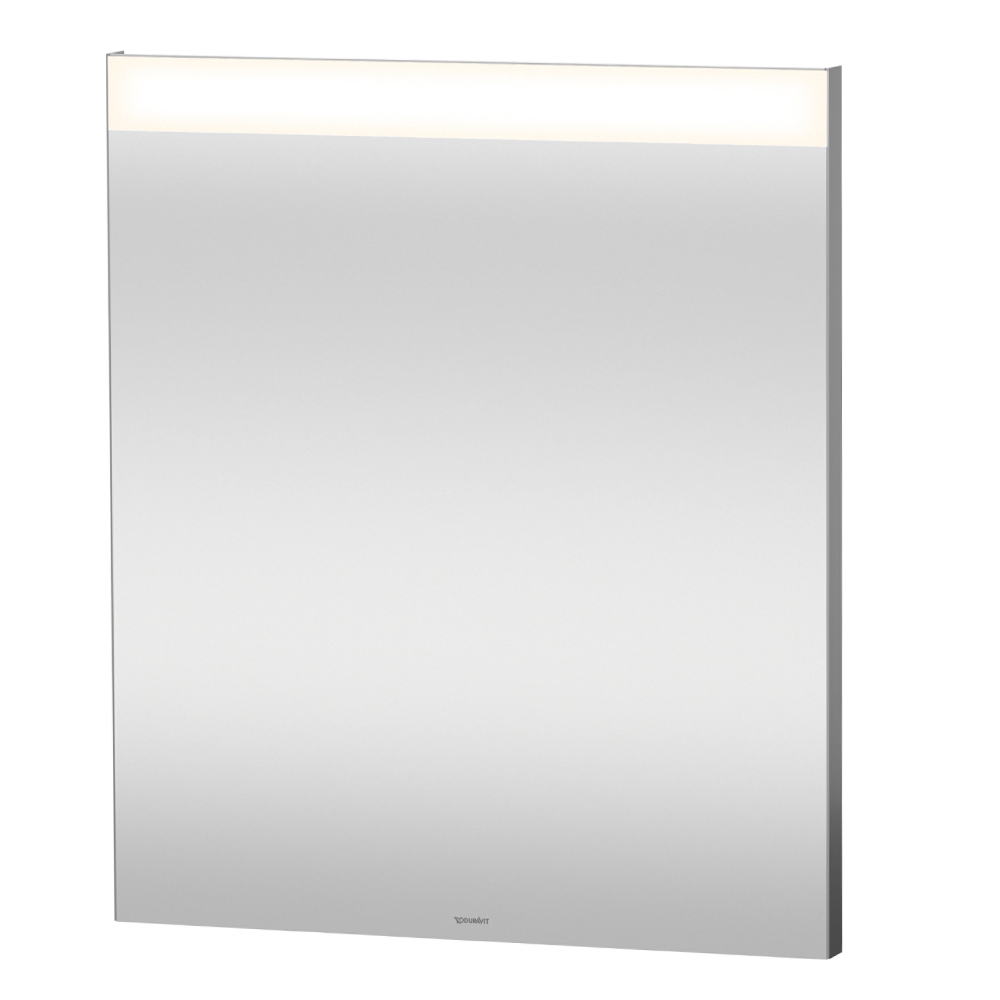 Duravit: Mirror with Light, 70x60x3