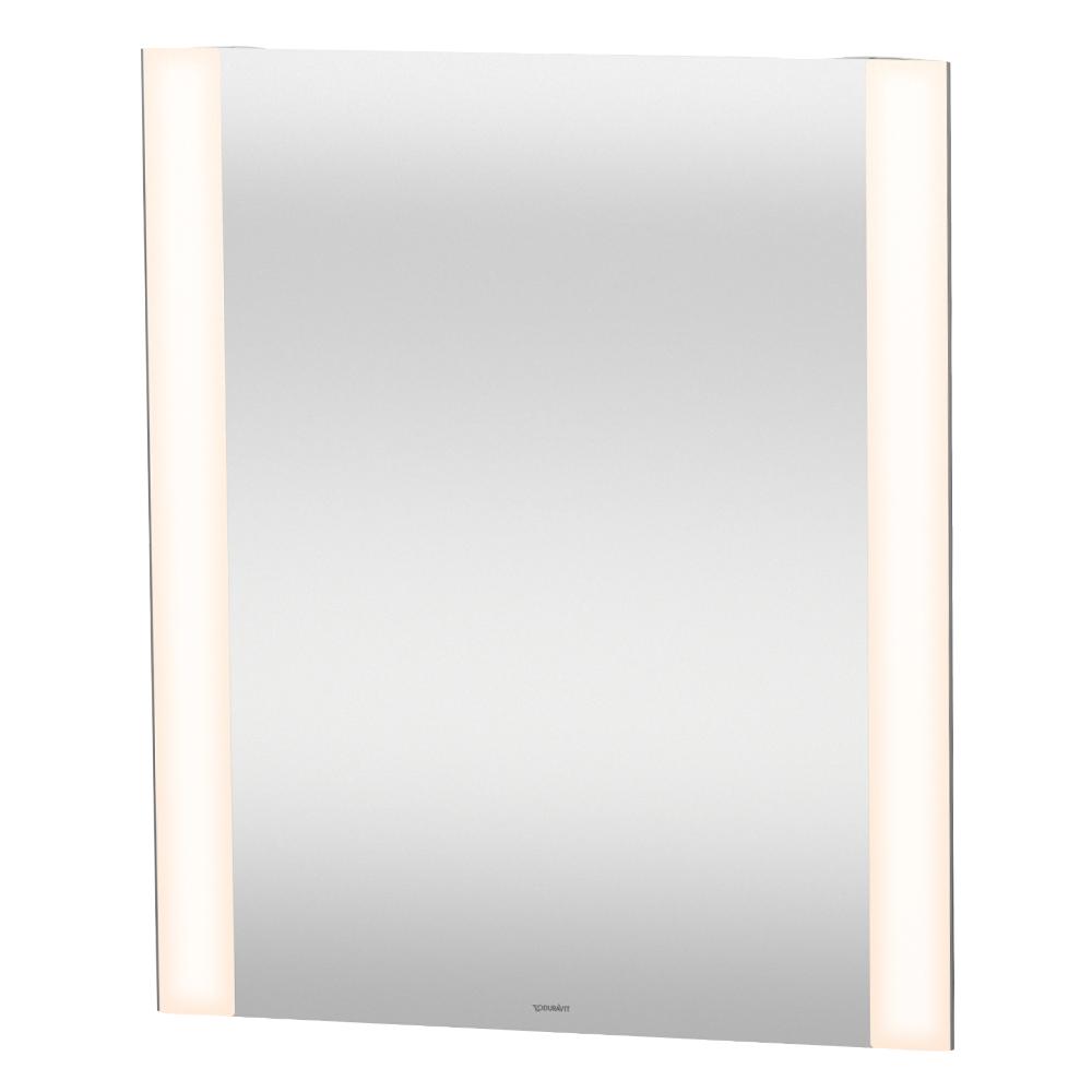 Duravit: Mirror With Lights: 70x60x3