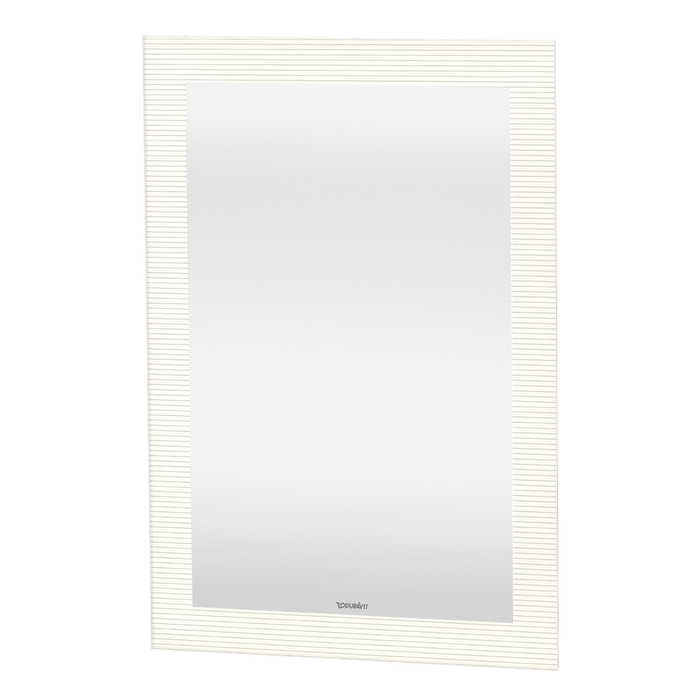 Duravit: Cape Cod: Mirror With Lights: 110.6×76