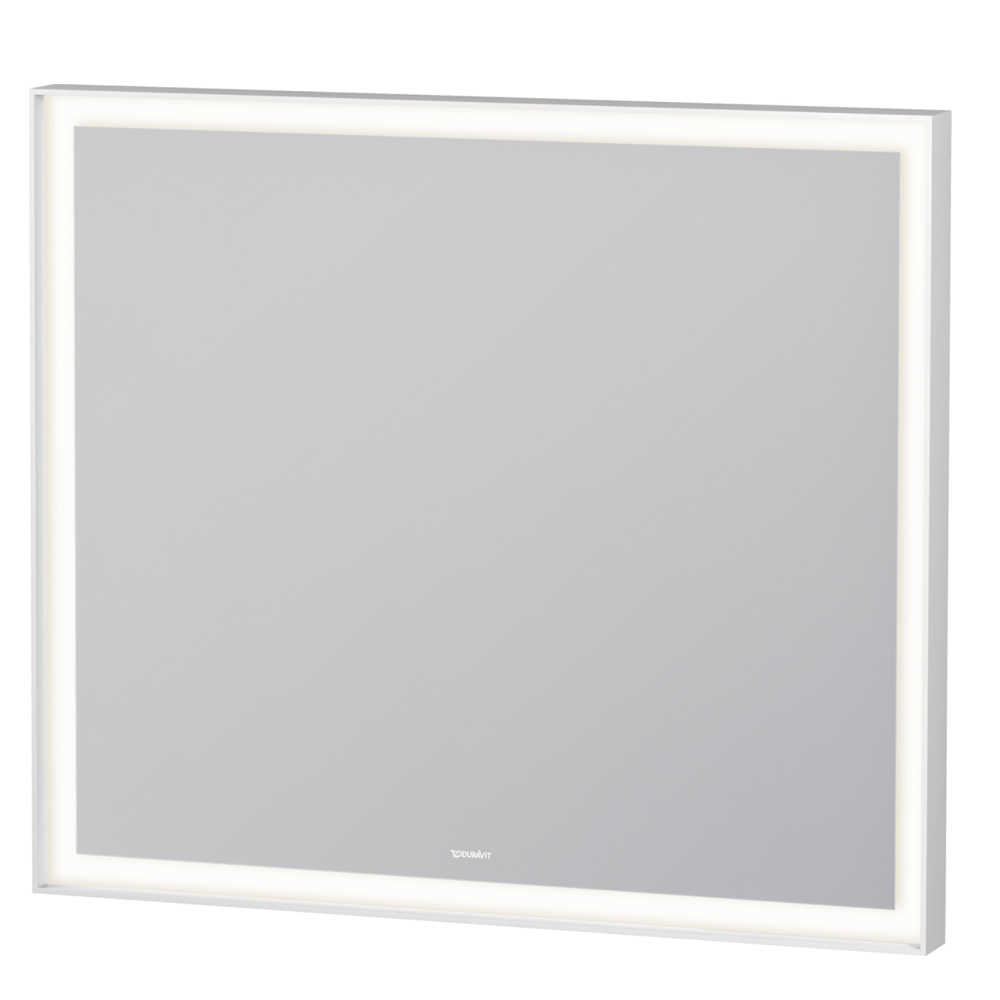 Duravit: L-Cube: Mirror With Lights: 70x100x6