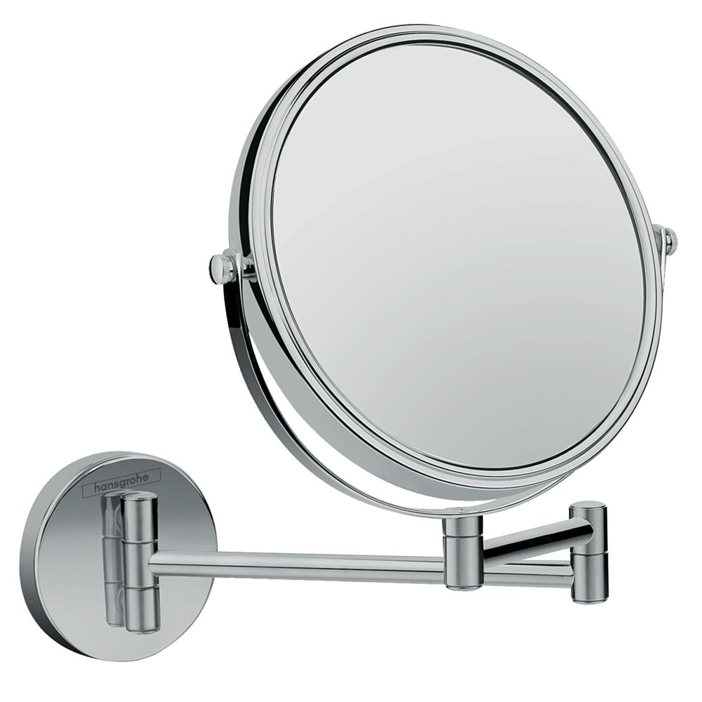 Hansgrohe: Logis Universal Shaving Mirror CP #73561000 1